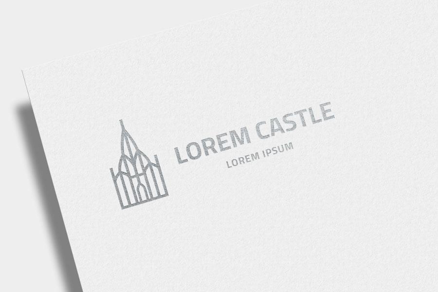 성 castle 전시관 로고